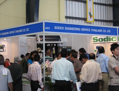 Imtex2007-Bangalore